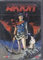 2 Dvd Box ARION - THE MOVIE - IL FILM anime japan italiano nuovo sigillato 1986