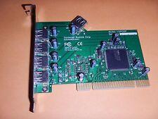 Internal USB Hub PCI Universal Buslink 5 Port Model U2PCI5P