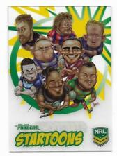 2018 NRL Traders Startoons (ST 5 / 18) GROUP A Header Card