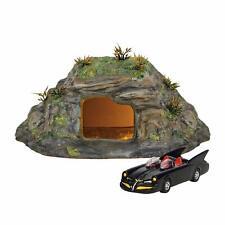 The Batcave Dept 56 Hot Properties Village 6003757 Batman Dc batmobile city Z