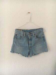 Levis 501 W25 Shorts WIE NEU