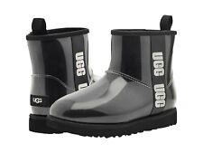 Para mujeres Zapatos Ugg Botas al Tobillo Impermeable Mini clara clásico 1113190 Negro