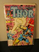 MIGHTY THOR 339 [1ST STORM BREAKER APPEARANCE] MARVEL BAGGED BOARDED~