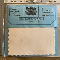 Original British Army Sealed Standard Patter - 28420 White Leather Buff