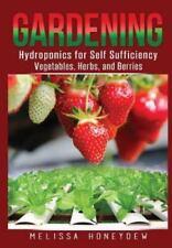 Gardening (Hardback or Cased Book)