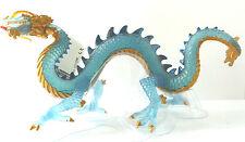 Z4) Safari Figurine Dragon De Cristal Figures Fantastiques Chevalier