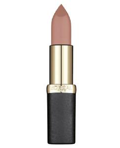 L'oreal Color Riche Matte Lipstick - Shades Available - Erotique - Moka Chic
