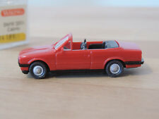 BMW 320i Cabrio * rot * OVP 1:87 * Wiking
