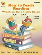 How to Teach Reading: When You Are Not A Reading Teacher (Kids' Stuff)