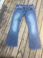 Miss Me Women's Boot Cut Jeans, Size 28 X 28