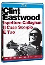 Blu Ray  ISPETTORE CALLAGHAN IL CASO SCORPIO E' TUO ***Clint Eastwood***...NUOVO