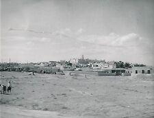 TUNISIE c. 1950 - Kasbah Dominant les Toits de la Médina  Sousse - Div 11386
