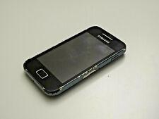 Samsung Galaxy Ace GT-S5830 - Onyx Black Smartphone ohne Accu / Deckel defekt