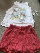 Jessica Simpson Tank And Skort Outfit Size L Girls