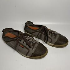 TEVA Fuse Ion Hybrid Water Sport Sneakers Shoes Hiking SUP Kayak Gray Mens US 12