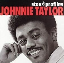 Stax Profiles JOHNNIE TAYLOR CD