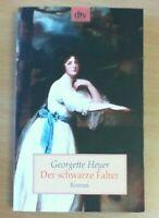Der schwarze Falter von Georgette Heyer   ZUSTAND SEHR GUT!   UNGELESEN!