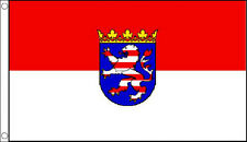 5' x 3' Hesse Flag Hessen German State Germany Regional Banner