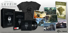 The Elder Scrolls V: Skyrim Limited Collector's Premium Edition Xbox 360 PAL NEW