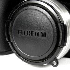 ORIGINALE Fujifilm S Snap 46 mm Series Black Fix Bridge CAMERA Copriobiettivo anteriore