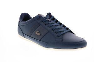Lacoste Chaymon 319 1 Cma 7-38CMA00212E6 Mens Blue Lifestyle Sneakers Shoes