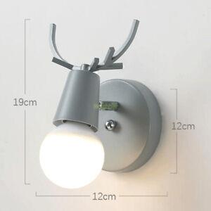 New Iron LED Wall lamp Wood Wall Light Lampara de pared Wandleuchte Lampe murale
