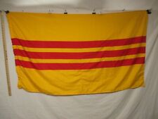 flag1450 Vietnam Rvn National Flag Country South 3x5 printed W10E