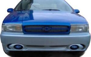 KBD Body Kits FAN Polyurethane Front Bumper Fits Chevy Impala & Caprice 91-96