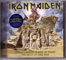 CD (NEU!) Best of IRON MAIDEN 80-89 (dig.rem. Run to Hills Can I play with mkmbh