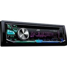 JVC Car Audio In-Dash CD Players