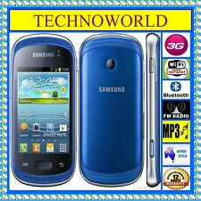 UNLOCKED SAMSUNG GALAXY MUSIC◉GT-S6010◉512MB/4GB◉ANDROID◉BLUETOOTH◉WIFI◉GPS◉FM