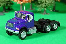 Die Cast International 4900 Semi Tractor Truck Cab HO Scale 1:87 by Boley