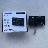 Panasonic Lumix DMC-SZ10 Camera 16MP 16GB memory card BNIB