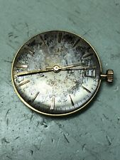 Lip Himalaya R 153 Complete Original Guenine Movement Dial Hand Used For Part