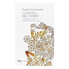 9788817018630 La ruota del tempo - Carlos Castaneda