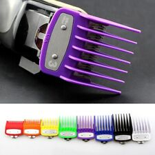 8pc/set Premium Hair Clipper Cutting Guide Comb Guards Tool Kit For WAHL E1C3