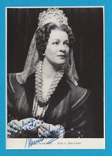 """Mimi Aarden - Oper / Klassik - Eboli in """" Don Carlos """" - selten - # 13746"""