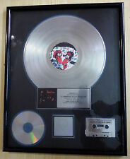 The Black Crowes Shake Your Money platinum award RIAA certified
