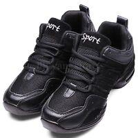 Women Trendy Athletic Sneakers Comfy Modern Jazz Hip Hop Dance Shoes Running