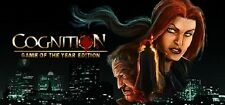 Cognition GOTY Edition PC Steam Code Key NEW Download Fast Region Free