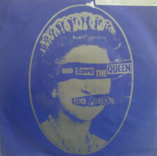 """7"""" 1979 PUNK GERMAN PRESS! Sex Pistols: God Save The Queen/Comme neuf -? \"""