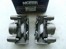 Remanufactured Morse P4194N Front Disc Brake Caliper Set With Brake Pads