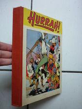 HURRAH  //  RELIURE 19  NOUVELLE SERIE ( NUMEROS 183 A 192  )