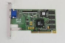 GATEWAY 6000842 AGP VIDEO ADAPTER ATI 109-49800-10 RAGE PRO TURBO AGP