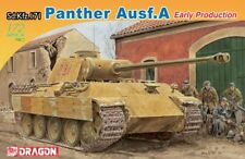 Dragon 7499 1/72 Plastic WWII German Sd.Kfz.171 Panther A Early Production