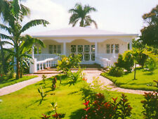 1 Woche Karibik, Samana DomRep - große Urlaubs-Wohnung mit Garten + Pool + Meer