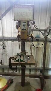 Powermatic Drill Press Model 1150