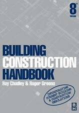 Building Construction Handbook by Roy Chudley, Roger Greeno (Paperback, 2010)