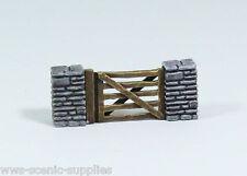 GTS A Gate et Pierre Pilier Pack 20-28 mm-Warlord WWII Scenery terrain wargames