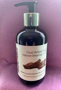 Shaving Oil 250ml - Oud Wood Type - 100% Perfect Shave